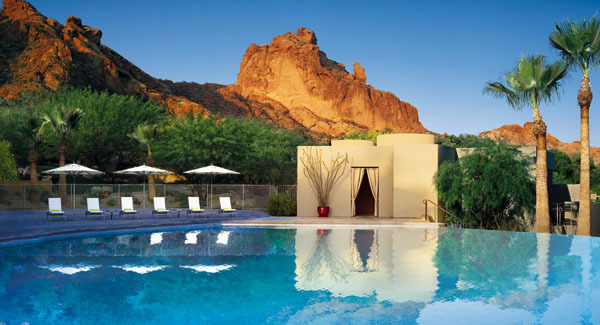 Hotel Sanctuary Camelback Mountain