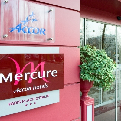 Hotel Mercure Paris Place D'italie