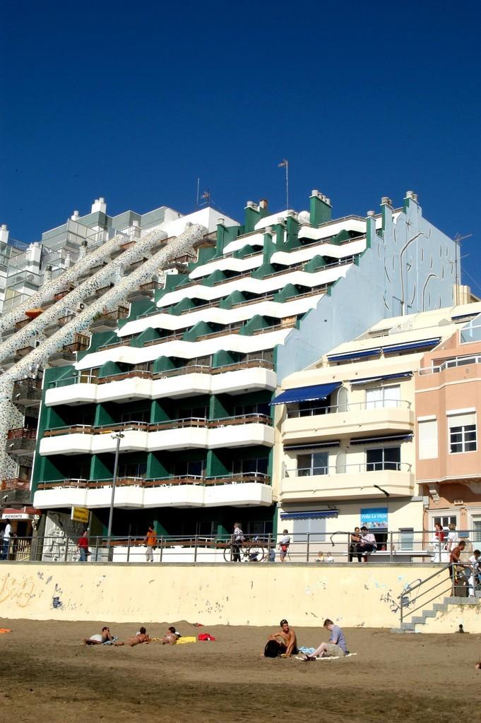 Apartamentos brisamar canteras las canteras gran canaria - Apartamentos baratos en las canteras ...