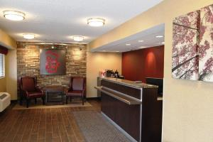 Hotel Red Roof Inn Pittsburgh Airport South
