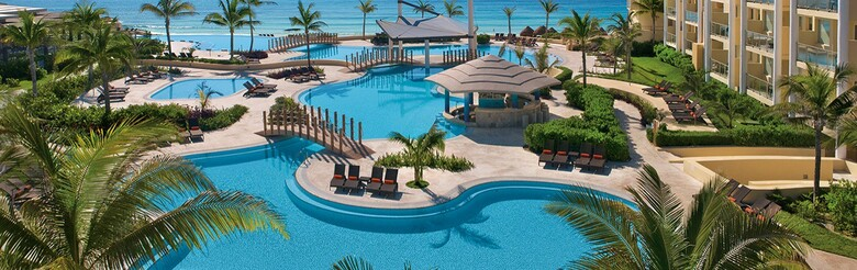 Hotel Now Jade Riviera Cancun Resort & Spa
