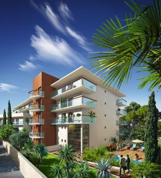 Aparthotel Appart�city Antibes