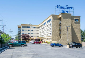 Hotel Comfort Inn University District/downtown