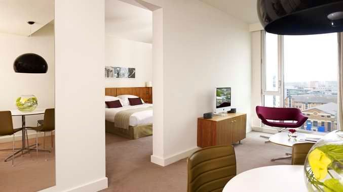 Hotel Doubletree By Hilton Leeds City Centre