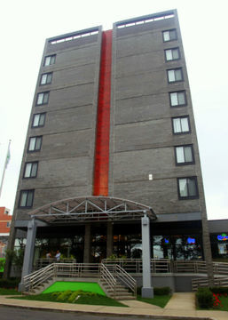 Hotel Holiday Inn Laguardia (std Ro)