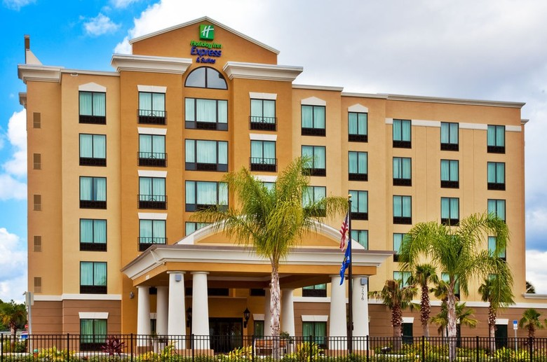 Hotel Holiday Inn Express & Suites Orlando - International Drive