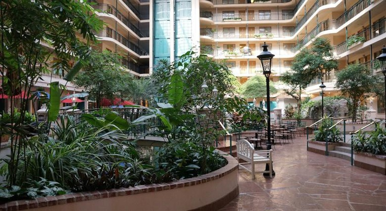 Hotel Embassy Suites Anaheim North