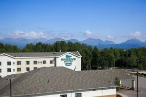 Hotel Homewood Suites By Hilton Anchorage