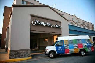 Hotel Hampton Inn Baltimoreglen Burn