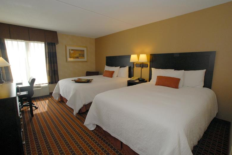 Hotel Hampton Inn Boston-cambridge Ma