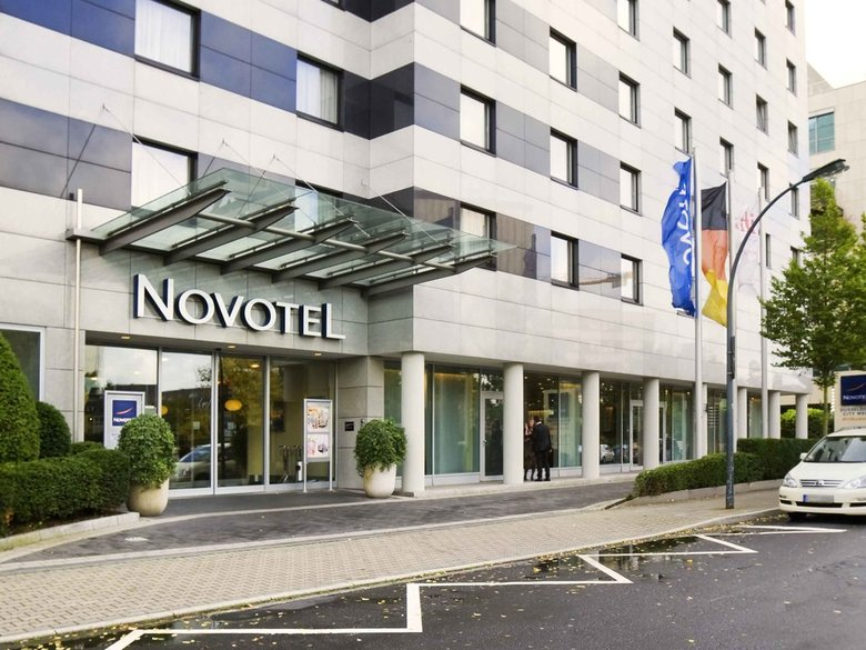 Hotel Novotel Düsseldorf City West