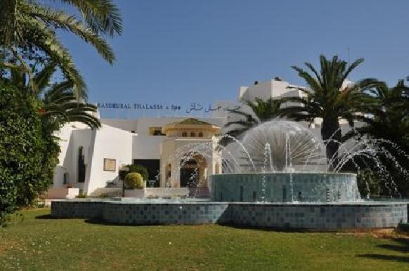 Hotel Hasdrubal Thalassa And Spa