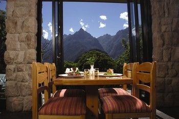 Hotel Machu Picchu Sanctuary Lodge