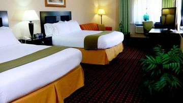 Hotel Holiday Inn Express Stony Brook-long Island