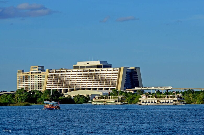 Hotel Bay Lake Tower At Disney's Contemporary Resort