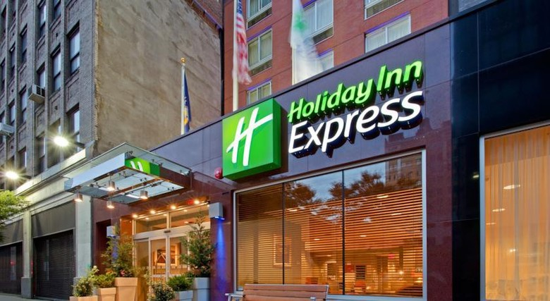 Hotel Holiday Inn Express Times Square
