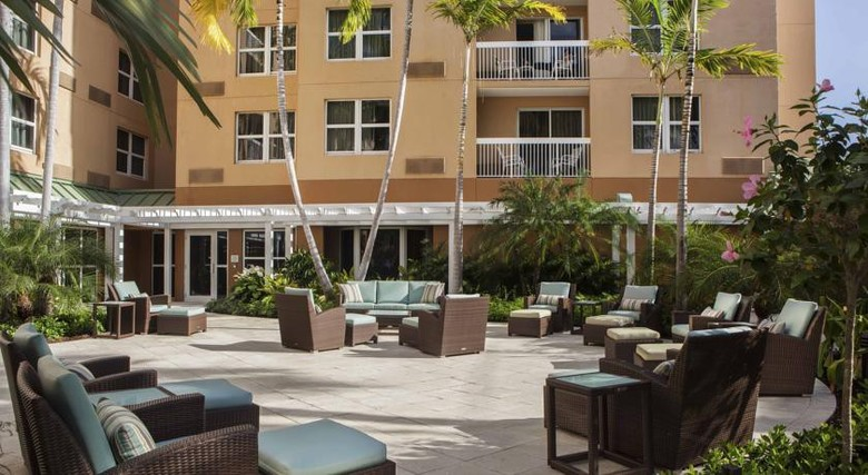 Hotel Courtyard Miami Aventura Mall