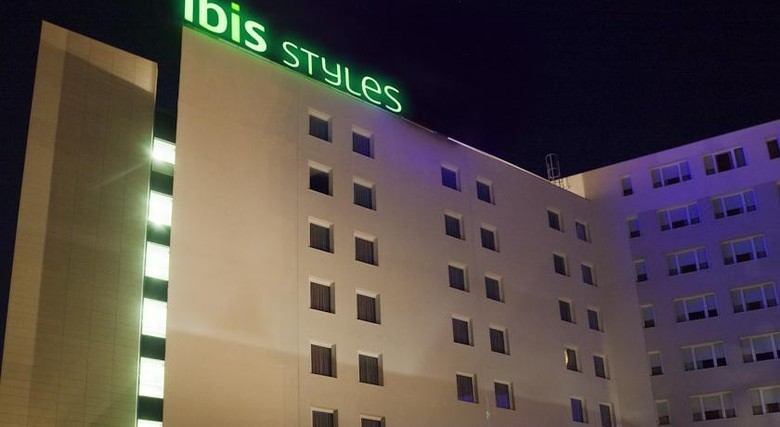 Hotel Ibis Styles Nice Aéroport Arenas