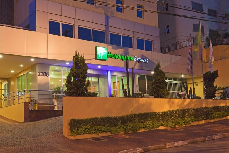 Hotel Holiday Inn Express Avenida Sumaré