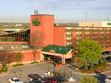 Holiday Inn Burlington-hotel &