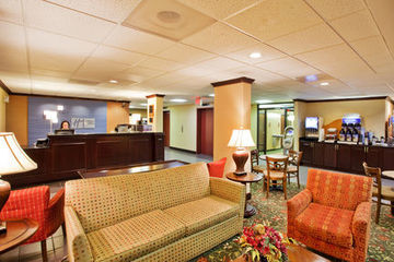 Hotel Holiday Inn Express Atlanta W (i-20) Douglasville