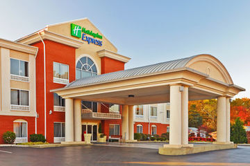 Hotel Express By Holiday Inn Chattanooga (east Ridge)