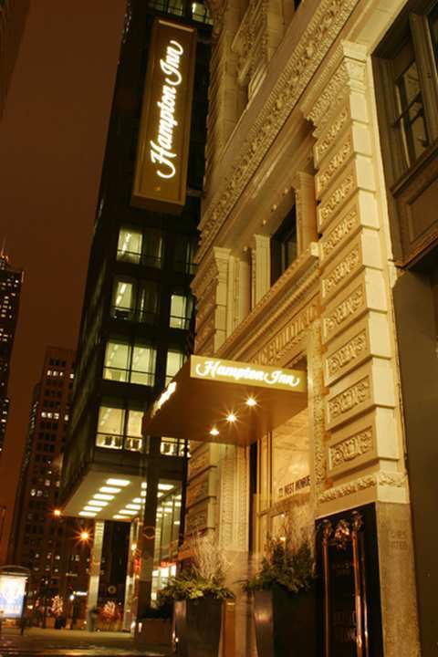 Hotel Hampton Inn Majestic Chicago Theatre District