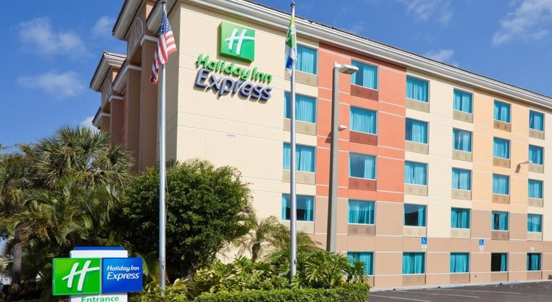 Hotel Holiday Inn Express Fort Lauderdale Conv Ctr-c