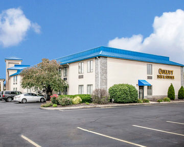 Hotel Holiday Inn Express Indianpolis-brownsburg(i-74 W)
