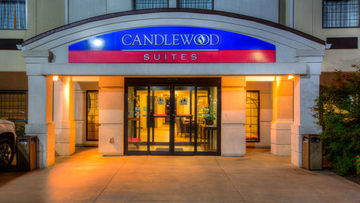Hotel Candlewood Suites Knoxville Airport-alcoa