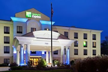 Hotel Holiday Inn Express Knoxville-strawberry Plains