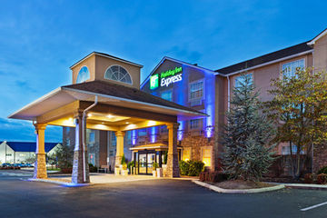 Holiday Inn Express Hotel  Suites Alcoa (knox