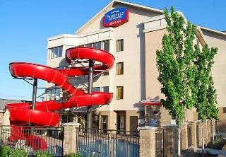 Hotel Fairfield Inn & Suites By Marriott Kelowna - Studio Suite Cb