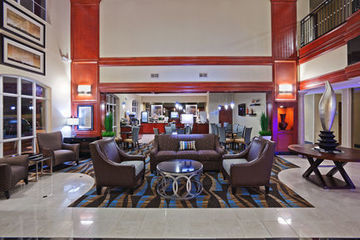 Holiday Inn Express Hotel  Suites Oklahoma Ci