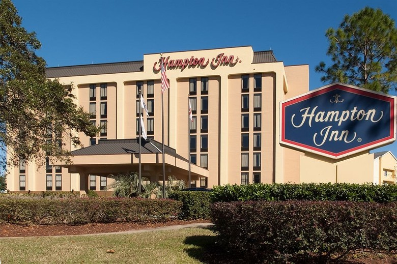 Hotel Hampton Inn Orlando International Airport
