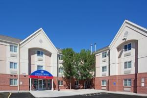 Hotel Candlewood Suites Salt Lake City-airport