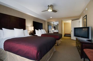 Hotel Homewood Suites By Hilton Salt Lake City-downtown