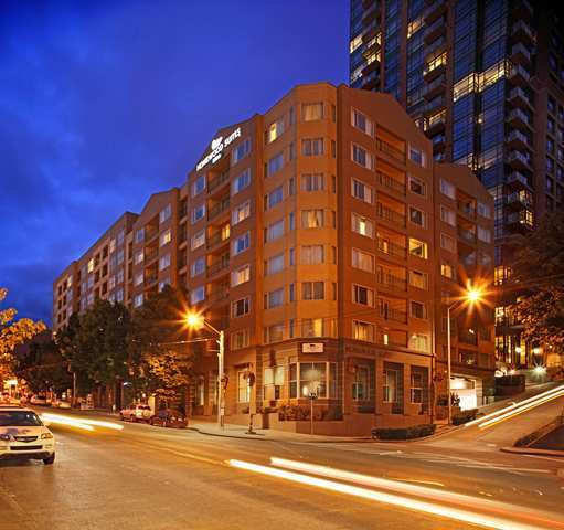 Hotel Homewood Suites By Hilton Seattle-convention Center-pike Street