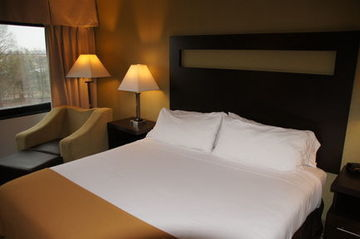 Hotel Holiday Inn Express St. Louis Airport Riverport