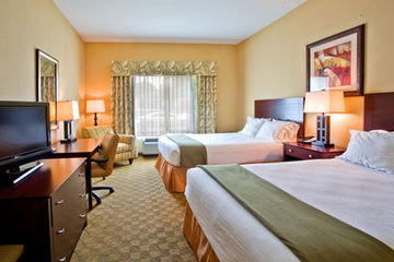 Hotel Holiday Inn Express & Suites Tampa Usf Busch Gardens
