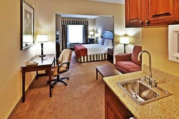 Holiday Inn Express Hotel  Suites Tulsa-catoo