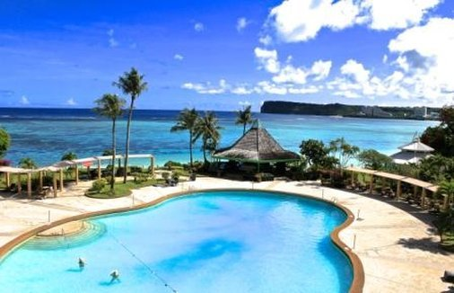 Hotel Marriott Guam Resort And Spa