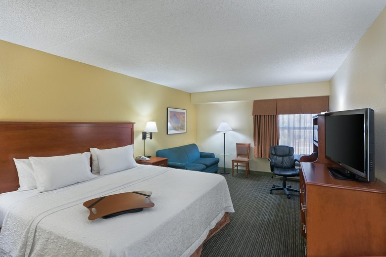 Hotel Hampton Inn Tucson-north