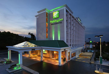 Hotel Holiday Inn Little Rock-presidential-dwntn