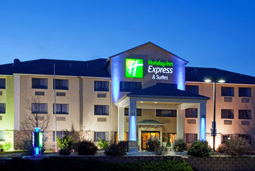 Holiday Inn Express Hotel  Suites Co Springs-
