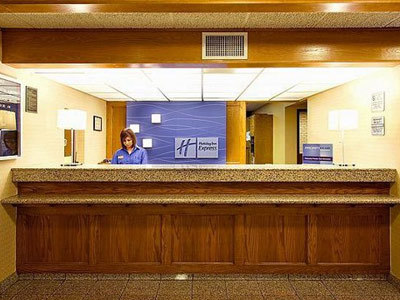 Hotel Holiday Inn Express San Antonio-airport