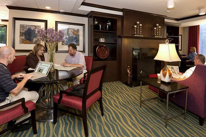 Hotel Hampton Inn Asheville-tunnel Road