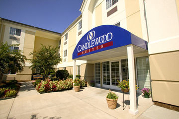 Hotel Candlewood Suites Charlotte University