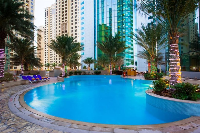 Hotel Oasis Beach Tower Apartments