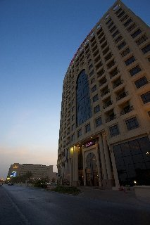 Hotel Mercure Grand (2br Suite)